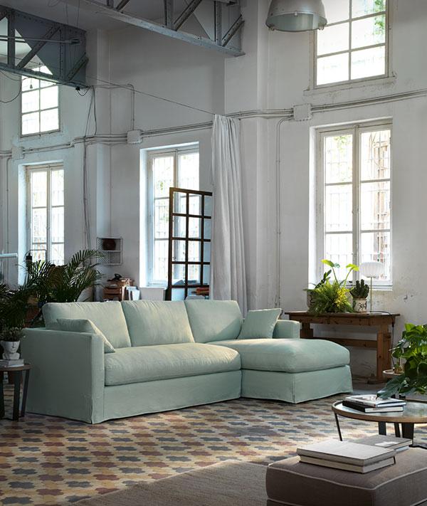 Sofa Fontana Chaiselonge