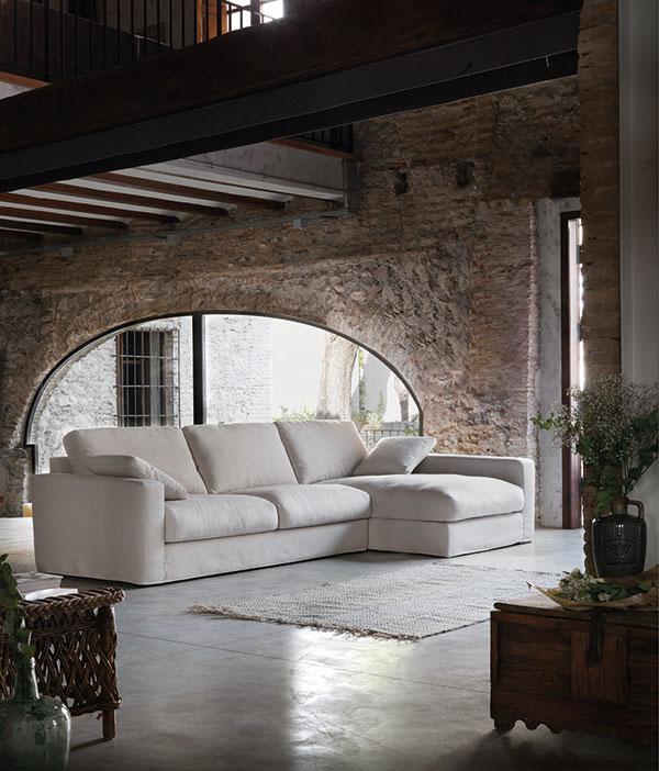 Sofa Gaudi Chaiselonge