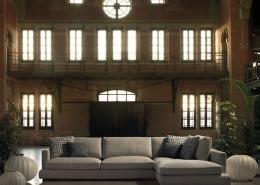 Sofa Saint Tropez