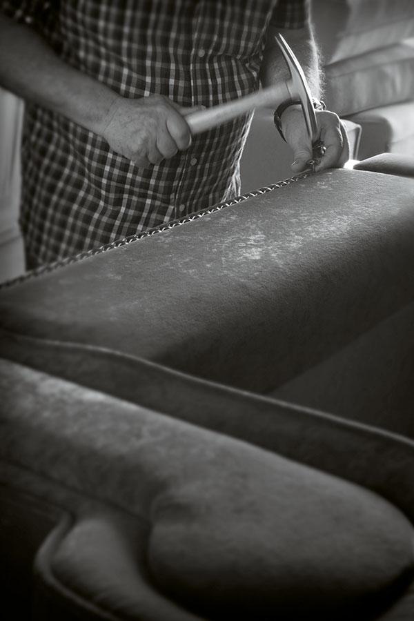 Sofás y sillones hechos a mano